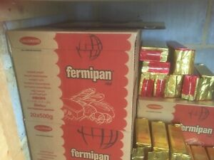 20 X 500g Fermipan Red Instant Dried Yeast Bread Bakers Bakery Pizza Wholesale