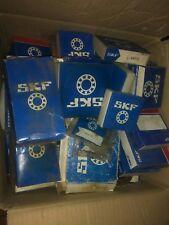Lotto stock cuscinetti a sfere skf 15 pezzi da 12 a 20 cm di diametro