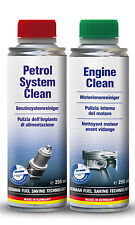 AutoProfi engine oil flush fuel Treatment high quality Germany TUV OEM Approved