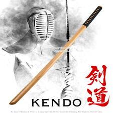 """39"""" Trainning Katana Wooden Bokken Practice Sword Kendo Bukuto with Handle Wrap"""