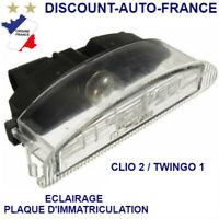 Eclairage Feux Plaque Arrière pour Renault Clio 2 Twingo 1998-2005 7700410754