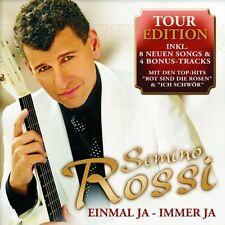 SEMINO ROSSI - EINMAL JA - IMMER JA ( TOUR EDITION ) - CD - NEW+!!