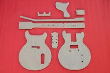 Les Paul Junior Double Cut Guitar Router Templates 1958 1959 1960 1961 Jr