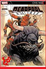 All-deadpool Nº12 Book 9782809463545 Panini Comics fascicules Broché