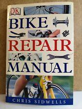 The Bike Repair Manual By DK