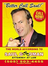Better Call Saul: The World According to Saul Goodman - Attorney at Law,David S