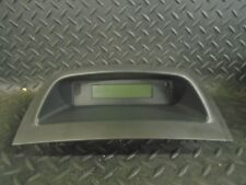 2006 RENAULT MEGANE 1.6 VVT 5DR DIGITAL CLOCK RADIO INFO DISPLAY UNIT