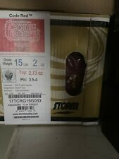 STORM Code Red  bowling  ball 15 lbs 1ST QUALITY  NEW UNDRILLED IN BOX
