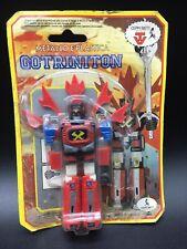 VINTAGE # GOTRINITON mini ROBOT  Ceppi Ratti  Popy Takatoku RARE #[00B]