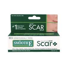 Smooth E Clear Skin acne Scar Serum Blemish Treatment Sensitive Spotless Light