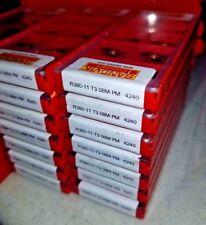 (100 PCS) R390 11 T3 08M-PM 4240 SANDVIK *** 100 INSERTS *** FACTORY PACK ***