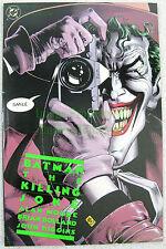 1st Print Batman Joker Origin The Killing Joke High Grade! Key Alan Moore Story!