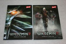 Witcher - a unique set of 2 notebooks VERY RARE !!!! COLLECTORS STUFF SEALED