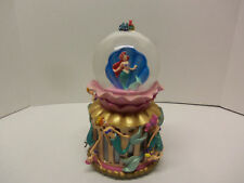 1998 Disney Store Snowglobe - Little Mermaid - Daughters Of Triton - Nice -