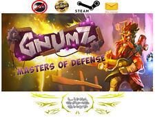 Gnumz: Masters of Defense PC Digital STEAM KEY - Region Free