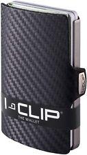 I-CLIP ® Portafoglio Carbon, Metallic-Grey