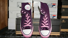 Youth Kids Converse Chuck Taylor Toe Bump High Purple Sz 4.5 or 6 Shoe Sneaker