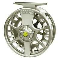 Lamson Liquid 7+ Fly Reel - Color Vapor - NEW