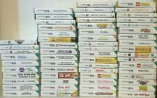 Nintendo DS + 3DS games ALL BOXED, Huge selection! Mario, Zelda, LEGO and MORE!!