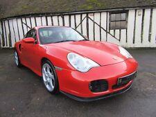 PORSCHE 911 996 TURBO MANUAL  ***LOW RESERVE *** Original Porsche Orange ***