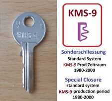 1x Ersatzschlüssel >KMS 9< für CES, EATON Moeller SONDER-SCHLIESSUNG- KEY KMS-9