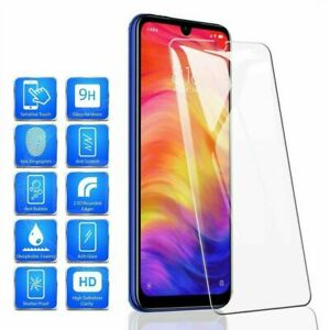 Film Glass Tempered For ZTE Blade A5 2020 Slide Protection Display