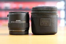 Sigma APO Tele Converter 2x EX DG - für Canon EOS - Leica Store Nürnberg