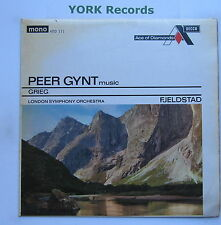 ADD 111 - GRIEG - Peer Gynt FJELDSTAD London Symphony Orchestra - Ex LP Record