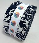 Sophisticated Bali Batik Jelly Roll 40 pc for craft & quilting FREE AU POST