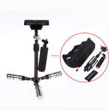 Mini Portable Carbon Fiber Steadicam Handheld Stabilizer for DV Video Camera