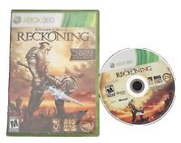 Kingdoms of Amalur: Reckoning (Microsoft Xbox 360, 2012)
