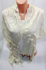 Beaded Scarves & Wraps for Women