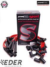 🏁 powerTEC Sport 8mm BMW e31 850i e32 750i v12 zestaw przewody kable zapłonowe