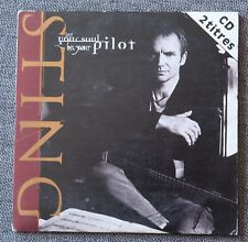 Sting, let your soul be your pilot / Englishman in New York, CD single