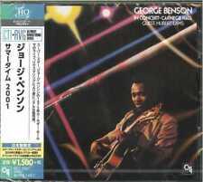 In Concert: Carnegie Hall by George Benson (Guitar) (CD, Nov-2017)