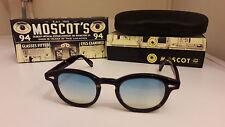Moscot Lemtosh - Tortoise/Black - S/M - Johnny Depp Fabrizio Corona sunglasses