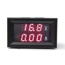 0.28 Inch Dual Red LED DC 4.5-30V Digital Voltmeter Ammeter 2-200A