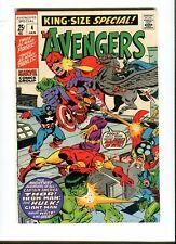 Avengers Special 4 . Marvel 1971 -  FN / VF