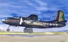 MPM - A-20J/K Havoc 4 Versionen Last Bomber Version Typ Modell-Bausatz 1:72 NEU