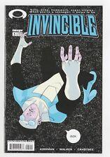 Invincible #5 CGC 9.6 First Allen The Alien Image Comics Kirkman