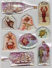 K & Company Stickers - Tim Coffey -  *TRAVEL SNOW GLOBE*-Scrapbooking/Cardmaking