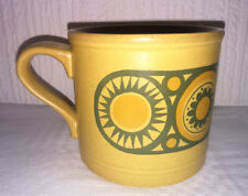 "Retro Vintage 1970's Kilncraft ""Bacchus"" Staffordshire Ironstone Cups - FREE P+P"