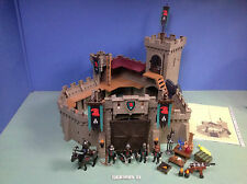 (O4866.4) Playmobil château fort ref 4866