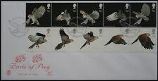 Unaddressed FDC Birds of Prey