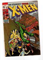X-Men #60, FN+ 6.5, 1st Appearance Sauron; Neal Adams Art