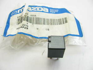 (1) NEW GENUINE OEM Mazda ZZCB-67-069A Relay - Ford 8T2T-CA