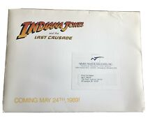 Indiana Jones & The Last Crusade 1989 Harrison Ford Sean Connery Photo Slide