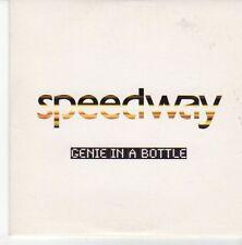 (EB103) Speedway, Genie In A Bottle - 2003 DJ CD