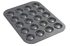 Chicago Metallic Stuffed Delights 20 Hole Cookie Cake Muffin Tin 3126729