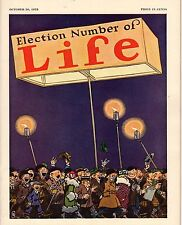 1924 Life October 30 Election Number-What effect will the KKK have on election?
